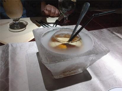 冰水冲咖啡_冰水果茶