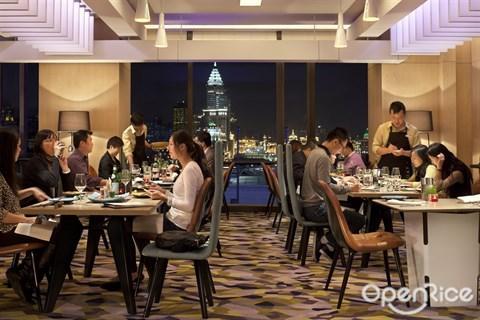 江畔餐厅 QUAY LIBRARY