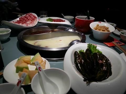 餐厅 北京 草桥 海底捞火锅 食评 海底捞火锅  0 小料 0 黄辣丁 0 0 0
