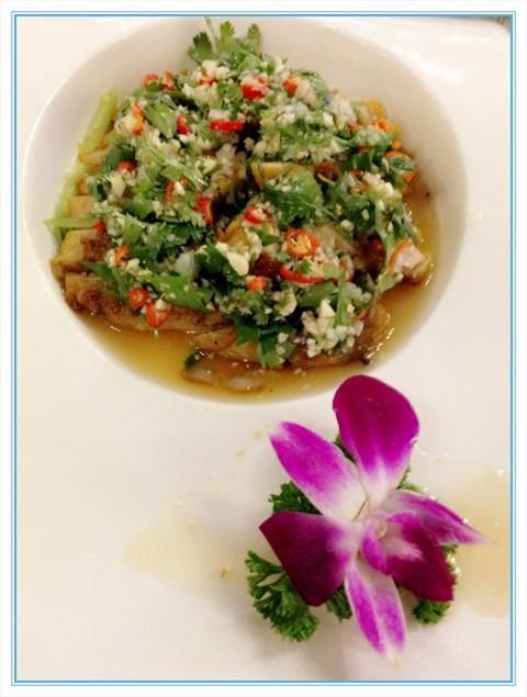 精致东南亚菜