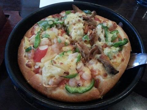 必胜客 pizza hut