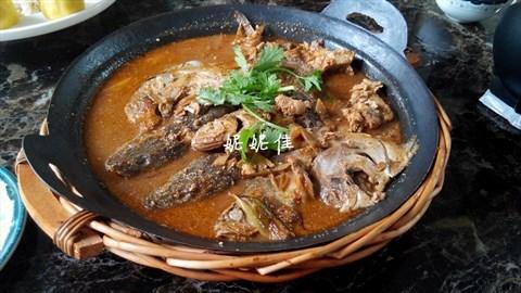 梦到锅里煮熟的鱼
