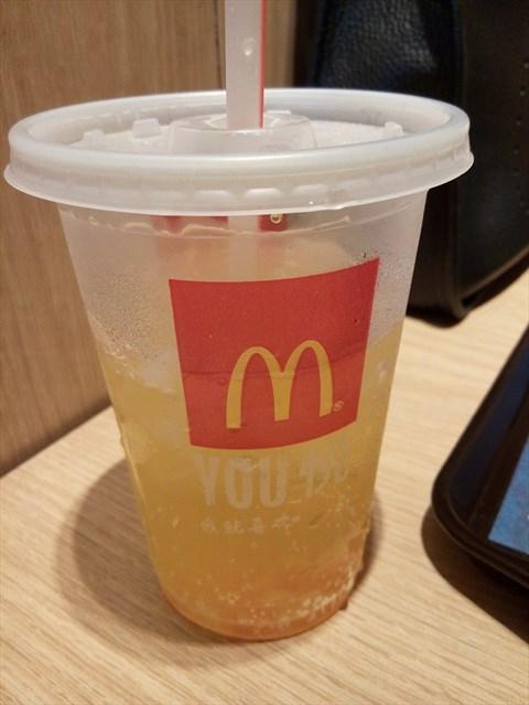 麦当劳咖啡杯子_麦当劳污杯
