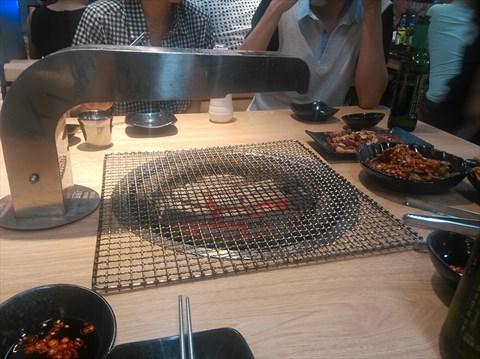 釜山铁桶海鲜烧烤