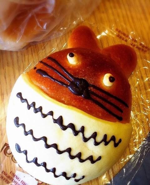龙猫面包 - 天山的多乐之日)
